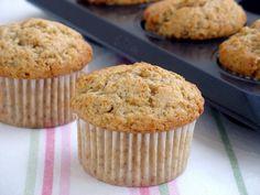Ma Petite Boulangerie: Cinnamon-Buttermilk Muffins