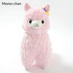 Kirarin Star Alpacasso Pink Alpaca 45cm Plush Amuse Arpakasso Rilakkuma UFO