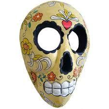 Image result for masquerade mask decoupage skull candy skull