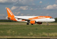 G-EZTR easyJet Airbus A320-214