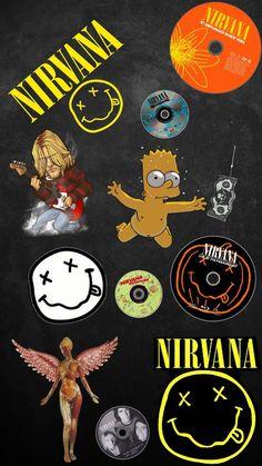 Nirvana wallpaper by edk008 - 3db0 - Free on ZEDGE™