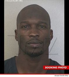 Former NFL star Chad Johnson will serve 30 days in jail after violating probation in a domestic violence case involving his then-wife, TV reality star Evelyn Lozada. Celebrity Gossip, Celebrity News, Chad Ochocinco, Celebrity Mugshots, Lost In Life, Evelyn Lozada, Stephen Baldwin, New Wife, Miami Dolphins