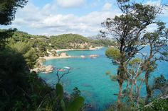 Costa Brava way, Camino de Ronda, and I am guessing many more. Red And White Flag, Sore Feet, Mountain Hiking, Fishing Villages, Boarders, Mediterranean Sea, Day Hike, Stunning View, Hiking Trails