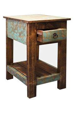 Small Rustic Side Table available at #Nordstrom