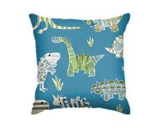 Jolly Dinosaur cushion