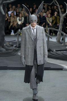 Thom Browne • A/W 2014-15 Menswear • Paris