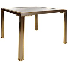 Steel Game Table