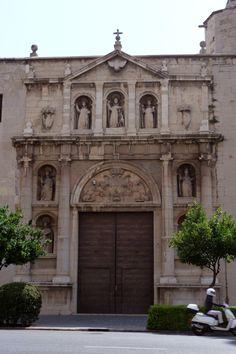 Spain, Valencia, architecture