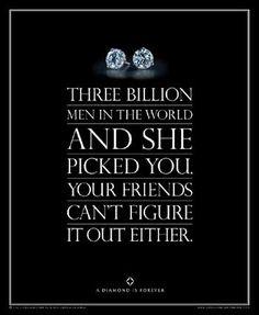 De Beers ad #diamonds