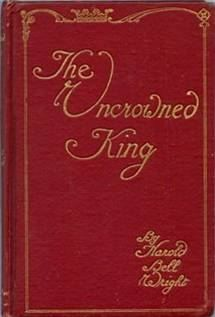 The Uncrowned King by Harold Bell Wright.  This is a short allegory that can be read through in one sitting.