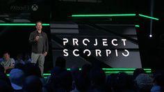Microsoft confirma que Project Scorpio tendrá juegos en 4K de forma nativa #Microsoft #Videojuegos #ProjectScorpio