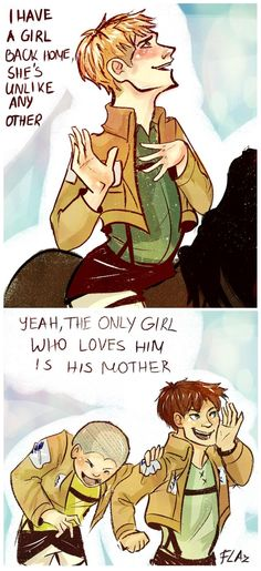 Attack on Titan and Mulan crossover. | SO MUCH YES