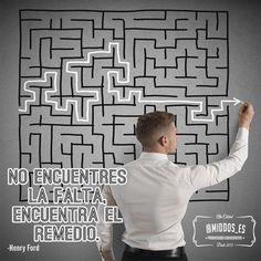 #educación #motivación ¡¡¡Busca siempre la solución!!!