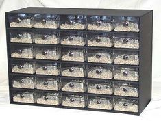This is a 30 tub hatchling rack system by Boaphile Plastics.