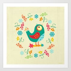 https://society6.com/product/birdy-j5c_print?curator=listenleemarie Collect your choice of gallery quality Giclée, or fine art prints custom trimmed by hand in a variety of sizes with a white border for framing.