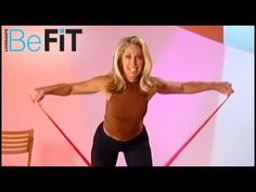 Denise Austin: Integrated Pilates Workout- Upper and Lower Body - YouTube