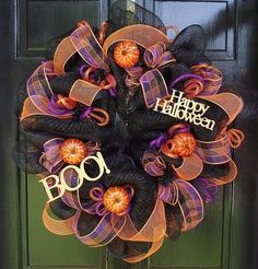 Elegant Halloween Decor