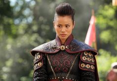Pin for Later: Look Wickedly Beautiful in These Once Upon a Time Halloween Costumes Mulan, Season 5