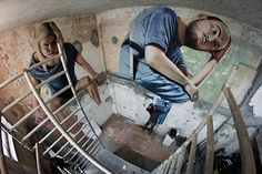 Photorealistic Murals by James Bullough, Berlin 2012 (9 Pictures)