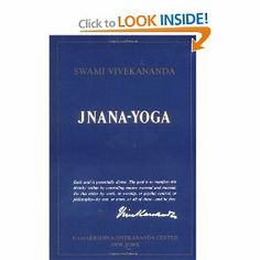 Jnana Yoga by Swami Vivekananda. $15.00. Publication: June 1982. Author: Swami Vivekananda. Publisher: Ramakrishna Vivekanada Center (June 1982) Jnana Yoga, Forever Book, Swami Vivekananda, World Of Books, Religion, Spirituality, Mindfulness, Reading, Spiritual