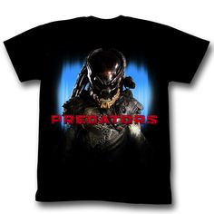 Predator Shirt Predators Adult Black Tee T-Shirt Predator Shirts Predator Shirt Predators Adult Black Tee T-Shirt This Predator Shirt comes in an Movie Shirts, Predator, Mens Tops, T Shirt, Black, Fashion, Supreme T Shirt, Moda, Tee Shirt