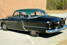 1953 Oldsmobile 98 4 Door Sedan (GM) #Black