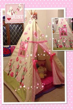 1000 Images About Nursery On Pinterest Girls Teepee