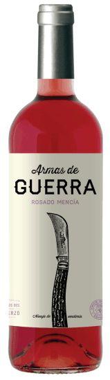 Armas de Guerra - #vino #packaging #naming #wine