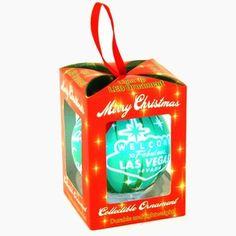 Smith Novelty | Las Vegas Souvenir Christmas Ornament