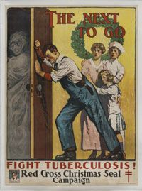 Philadelphia Museum of Art - Collections Object : The Next to Go Fight Tuberculosis!