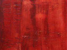 "Unfailing Love - 30""x40"", acrylic mixed-media on canvas"