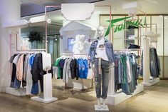 Cult Italian denim label Fiorucci is back and is set to launch a pop-up store in London's Selfridges with a collection of pieces inspired by its archive.