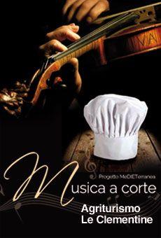 Musica a corte - Concerto lirico Ven. 1 agosto 2014 ore 20.00 Agriturismo Le Clementine Badia Polesine (RO)