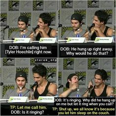 Are you jealous Dylan?!!!! We all know he's yours!!! (Part 1)