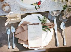 Rustic Countryside Spring Wedding Inspiration