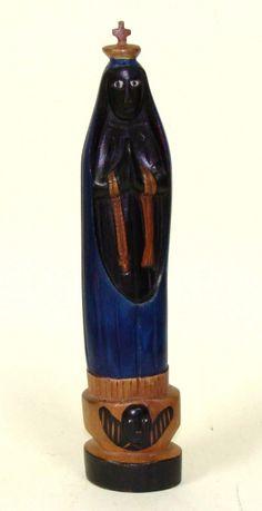 Bento de Sumé. Nossa Senhora Aparecida. 32x8 cm