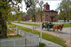 Washington State Park, Old Washington, Arkansas. Lovely, quiet living history town. They have a great restaurant too!