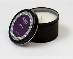 Muse Travel Candle