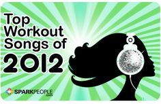 Top workout songs of 2012