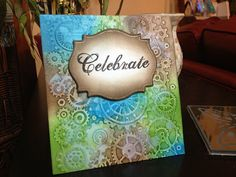 One for the Men - Birthday Card by StephInOK, via Flickr