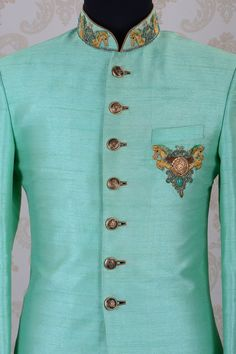 28 Super Ideas for mens camping fashion men clothes Sherwani For Boys, Mens Sherwani, Sherwani Groom, Wedding Sherwani, Punjabi Wedding, Wedding Outfits For Groom, Wedding Dress Men, Indian Wedding Outfits, Indian Outfits