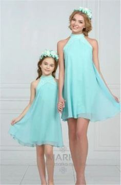 Summer Mother Daughter Dresses Family Look Women Girls Lace Tulle Dress Sleeveless Women Girls Fashion Dress Clothes Mom Daughter Matching Dresses, Matching Family Outfits, Girl Fashion, Fashion Dresses, Dress Outfits, Dress Clothes, Mother Daughter Fashion, Mother Daughters, Daddy Daughter