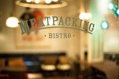 Meatpacking Bistrot, cafe restaurant, barcelona
