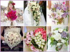 Veidi kāzu pušķi līgavai - padomus, kā izvēlēties fotogrāfiju
