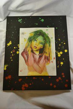 D'apres un tableau de Patrice Murciano http://www.idporcelaine.net/ Atelier IDPorcelaine et Bijou à Lançon-Provence