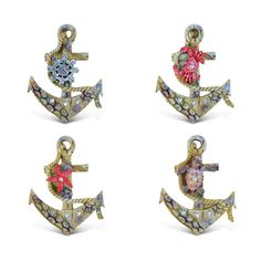 Puzzled Inc. Anchor Rockstone colored Poly Magnet