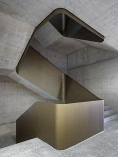 Nusus / Beringen / Oberstufenschule Zimmerberg II / Architecture... by rena