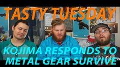 Tasty Tuesday: Kojima responds to Metal Gear Survive