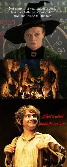 Go Bilbo!