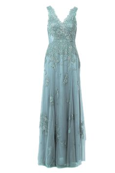 "Ricco Vero ""jessica dress""  Dark mint"
